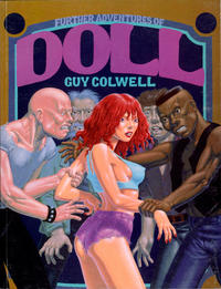 Cover Thumbnail for The Further Adventures of Doll (Kitchen Sink Press, 1995 series)