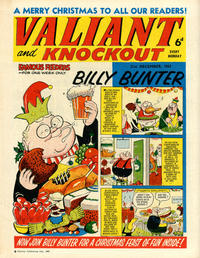 Cover Thumbnail for Valiant and Knockout (IPC, 1963 series) #21 December 1963