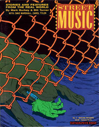 Cover Thumbnail for Street Music (Fantagraphics, 1988 series) #4