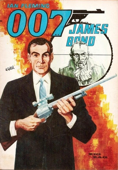 Cover for 007 James Bond (1968 series) #19
