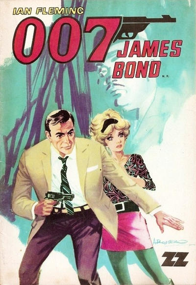 Cover for 007 James Bond (1968 series) #22