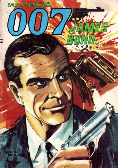 Cover for 007 James Bond (1968 series) #4