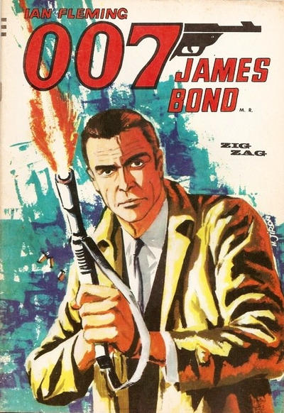 Cover for 007 James Bond (Zig-Zag, 1968 series) #6