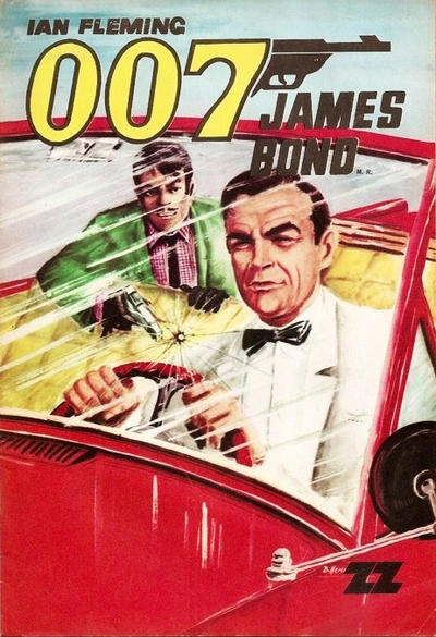 Cover for 007 James Bond (Zig-Zag, 1968 series) #24