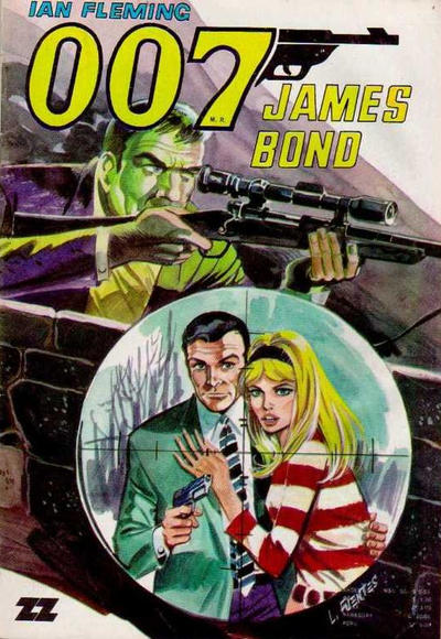 Cover for 007 James Bond (1968 series) #40