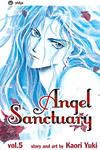 Cover for Angel Sanctuary (Viz, 2004 series) #5