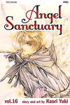 Cover for Angel Sanctuary (Viz, 2004 series) #16