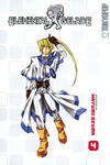Cover for Elemental Gelade (Tokyopop, 2006 series) #4