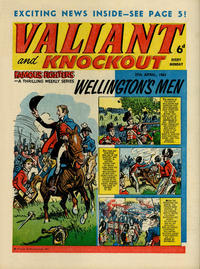 Cover Thumbnail for Valiant and Knockout (IPC, 1963 series) #27 April 1963