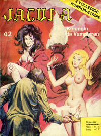 Cover Thumbnail for Jacula (De Vrijbuiter; De Schorpioen, 1973 series) #42