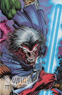 Cover Thumbnail for Union (Image, 1993 series) #0 [WildStorm 1994 Puzzle Cover]