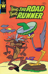 Cover Thumbnail for Beep Beep the Road Runner (Western, 1966 series) #92