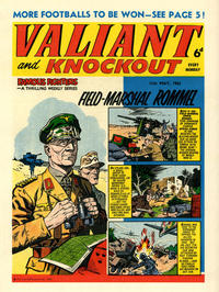 Cover Thumbnail for Valiant and Knockout (IPC, 1963 series) #11 May 1963
