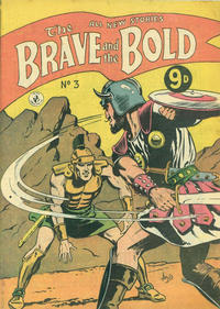 Cover Thumbnail for The Brave and the Bold (K. G. Murray, 1956 series) #3