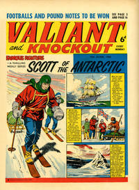 Cover Thumbnail for Valiant and Knockout (IPC, 1963 series) #15 June 1963