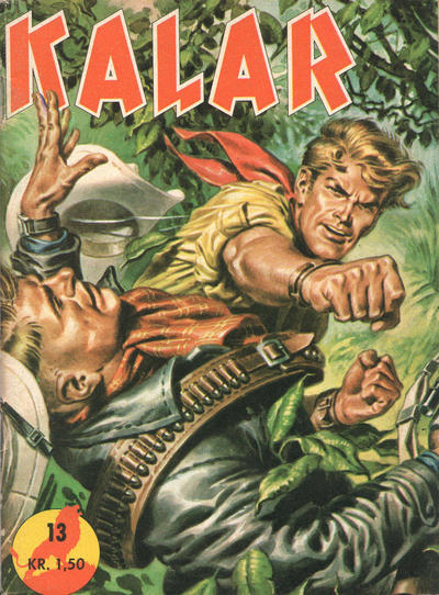 Cover for Kalar (1967 series) #13