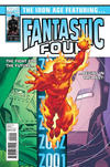 Cover for Iron Age (Marvel, 2011 series) #2 [Fantastic Four cover]