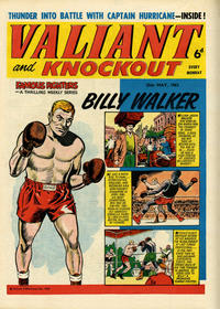 Cover Thumbnail for Valiant and Knockout (IPC, 1963 series) #25 May 1963
