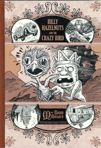 Cover Thumbnail for Billy Hazelnuts and the Crazy Bird (Fantagraphics, 2010 series)