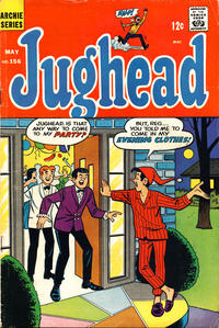 Cover Thumbnail for Jughead (Archie, 1965 series) #156