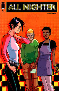 Cover Thumbnail for All Nighter (Image, 2011 series) #1