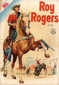 Cover Thumbnail for Roy Rogers (Editorial Novaro, 1952 series) #25