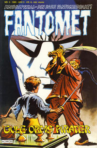 Cover Thumbnail for Fantomet (Semic, 1976 series) #3/1985