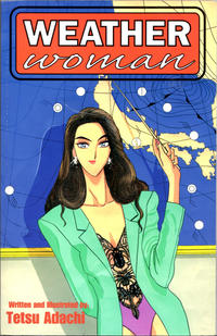 Cover Thumbnail for Weather Woman (Central Park Media, 2001 series)
