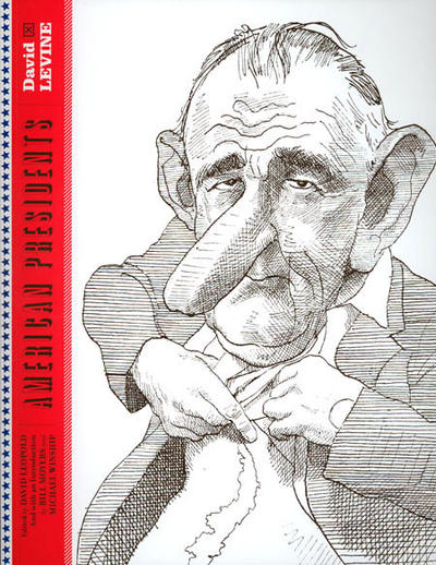 Cover for American Presidents (Fantagraphics, 2008 series)