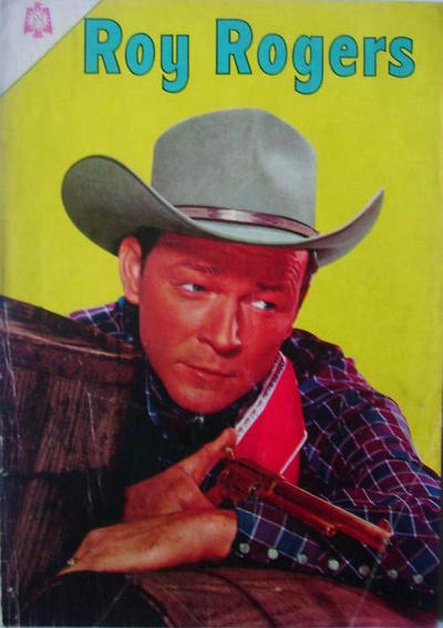 Cover for Roy Rogers (Editorial Novaro, 1952 series) #156