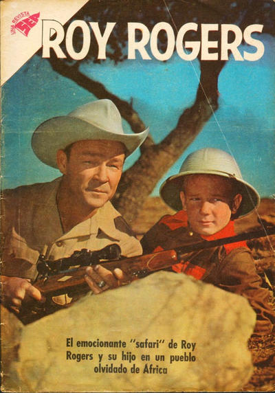 Cover for Roy Rogers (Editorial Novaro, 1952 series) #101