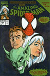Cover for The Amazing Spider-Man (Marvel, 1963 series) #394 [Flipbook] [Direct Edition]