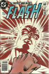 Cover for The Flash (DC, 1959 series) #321 [Newsstand]