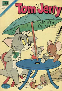 Cover Thumbnail for Tom y Jerry (Editorial Novaro, 1951 series) #305