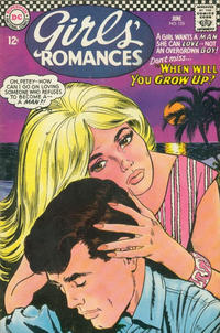 Cover Thumbnail for Girls' Romances (DC, 1950 series) #125