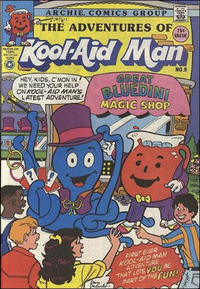 Cover Thumbnail for The Adventures of Kool-Aid Man (Archie, 1987 series) #9