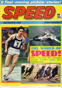 Cover Thumbnail for Speed (IPC, 1980 series) #4