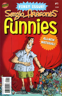 Cover Thumbnail for Sergio Aragonés Funnies (Bongo, 2011 series) #1