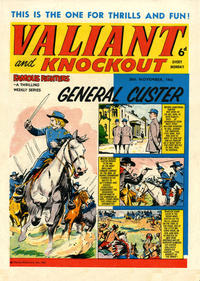 Cover Thumbnail for Valiant and Knockout (IPC, 1963 series) #30 November 1963