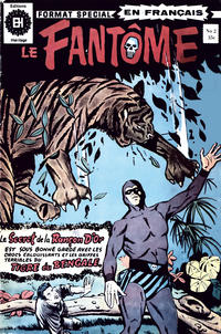 Cover Thumbnail for Le Fantôme (Editions Héritage, 1975 series) #2