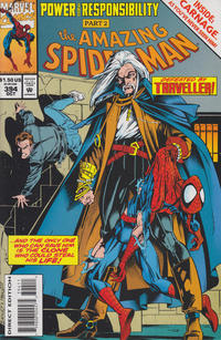 Cover Thumbnail for The Amazing Spider-Man (Marvel, 1963 series) #394 [Direct Edition]
