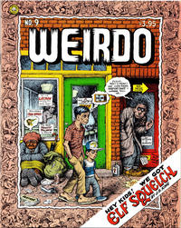 Cover Thumbnail for Weirdo (Last Gasp, 1981 series) #9 [2nd print- 3.95 USD]