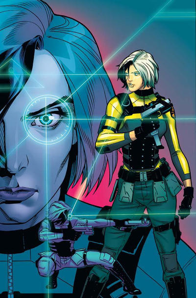 Cover for G.I. Joe Special: Helix (2009 series) #1 [Cover RI]