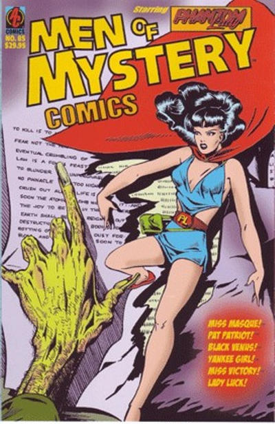 Cover for Men of Mystery Comics (AC, 1999 series) #85