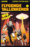 Cover for Flygende tallerkener (Semic, 1979 series) #2