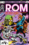 Cover Thumbnail for ROM (1979 series) #41 [Direct Edition]