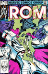 Cover Thumbnail for ROM (1979 series) #42 [Direct Edition]