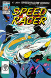 Cover for Speed Racer (Now, 1987 series) #31 [Direct Edition]