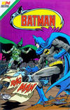 Cover for Batman, Serie Avestruz (Editorial Novaro, 1980 series) #47