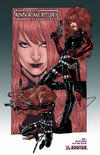 Cover for Anna Mercury (Avatar Press, 2008 series) #1 [SDCC]